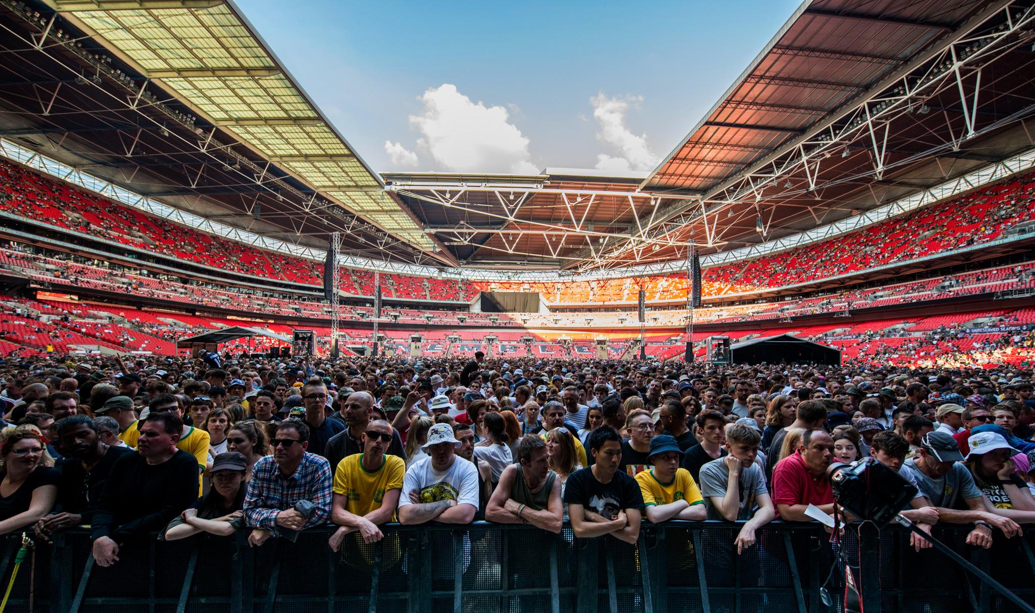 Wembley Stadium (Stone Roses)
