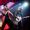 Queen and Adam Lambert at Wembley
