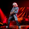 Brian May of Queen at Wembley Arena