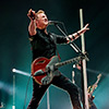 Josh Homme of Queens of the Stone Age at The O2 London