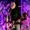 Billy Corgan of Smashing Pumpkins at Wembley arena