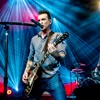 Tyler Connolly of Theory of a Deadman at KOKO