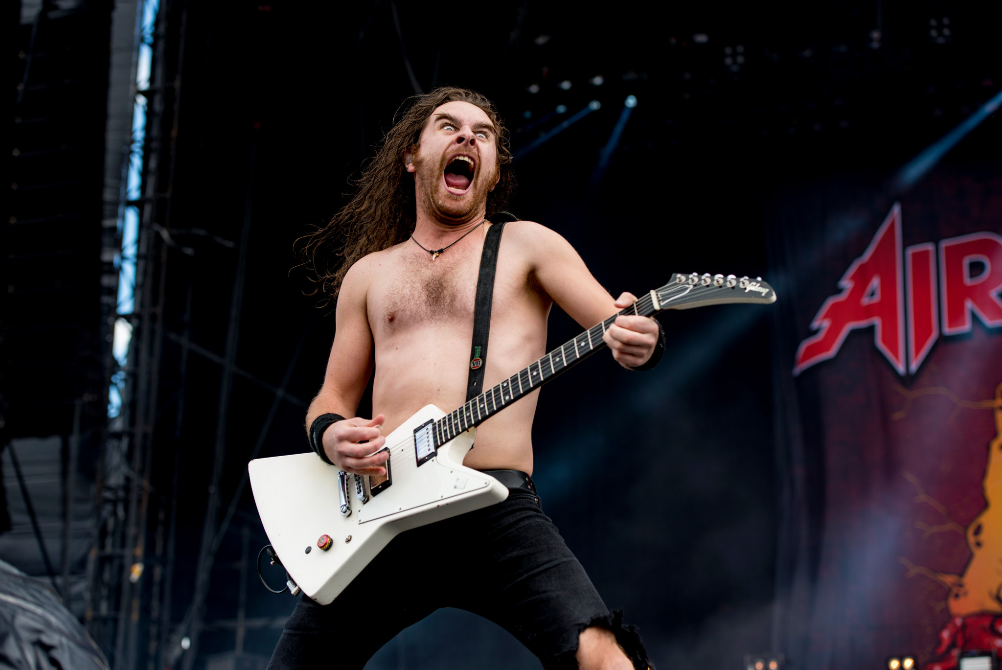 Airbourne - Download Festival