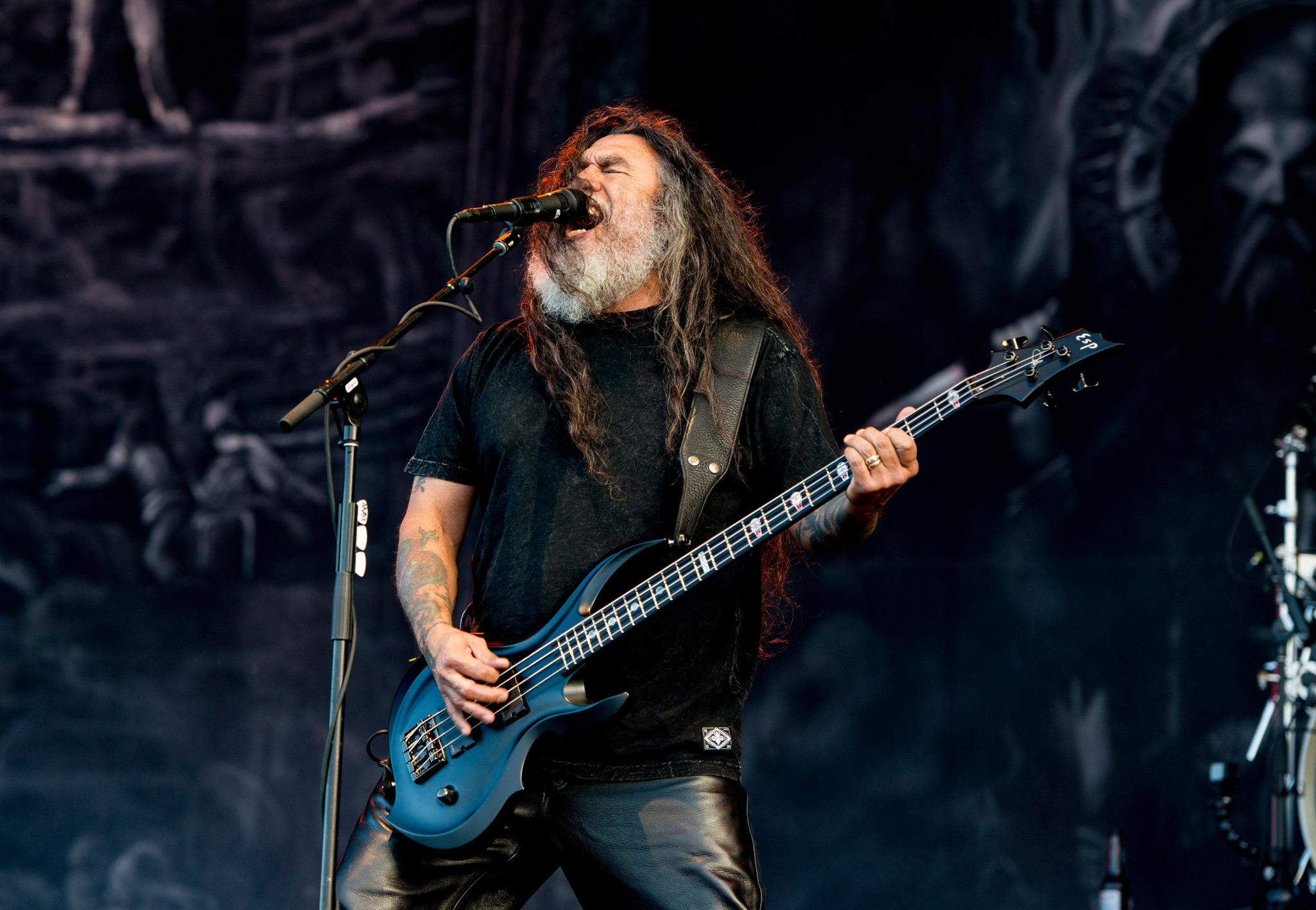 Slayer - Download Festival
