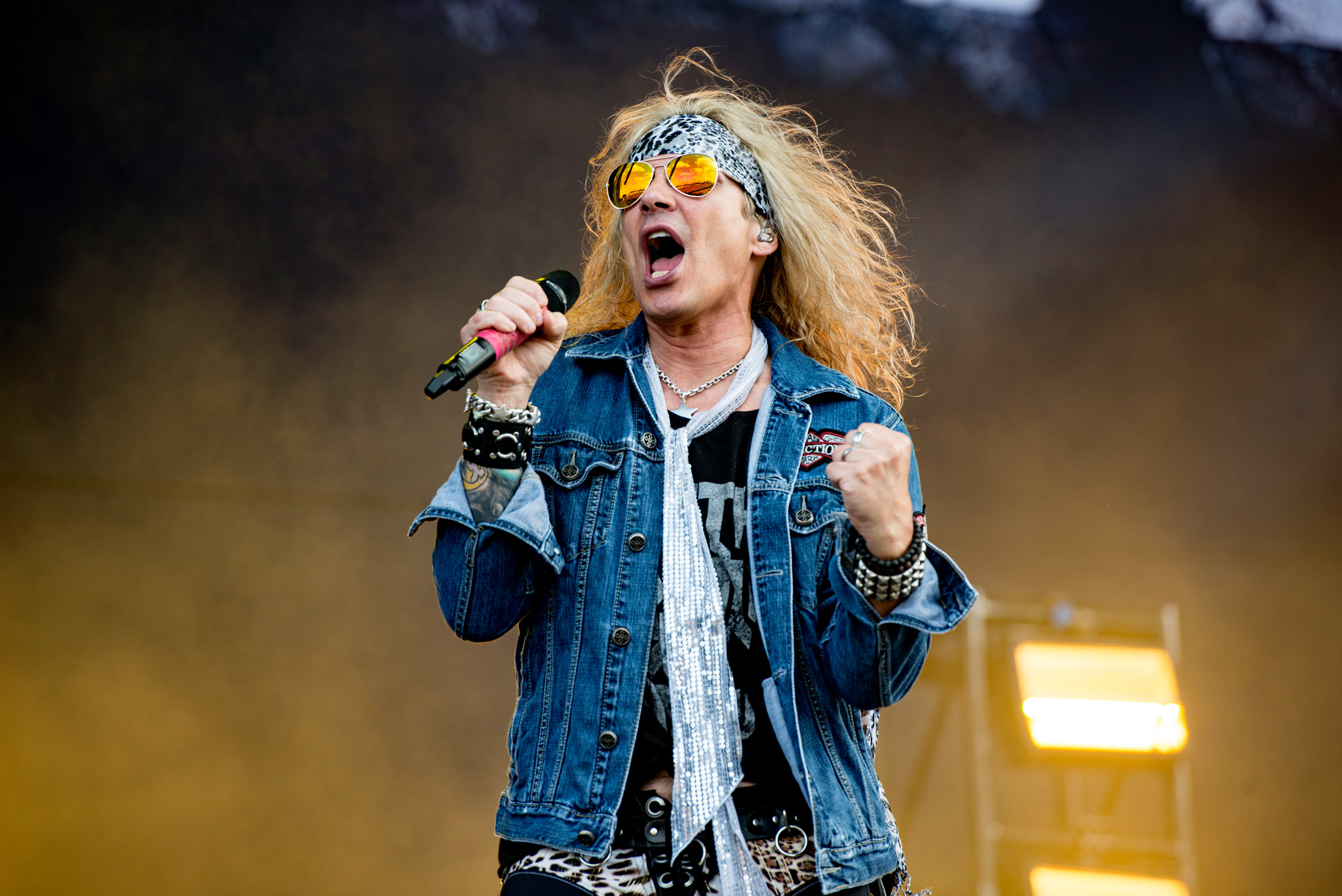Steel Panther - Download Festival