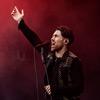 Davey Havok of AFI - Download Festival