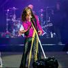 Steven Tyler of Aerosmith at Download Festival