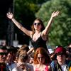 Girl in Crowd - Community Festival
