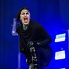 Chris Motionless Cerulli of Motionless in White - Download Festival