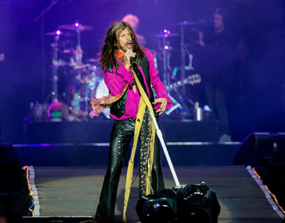 Aerosmith - Download Festival