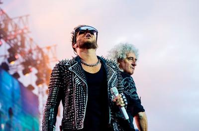Queen + Adam Lambert - Isle Of Wight Festival